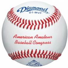 Diamond D1-MVP Official League Baseball (10 Dozen)