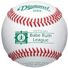 Diamond DBR Babe Ruth Baseball 10 Dozen