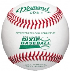 Diamond DDB-1 Dixie Boys & Majors Baseball 10 Dozen