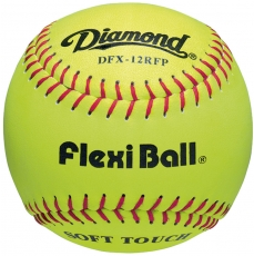 "Diamond 12"" Softball Dozen DFX-12RFP (6 Dozen Case)"
