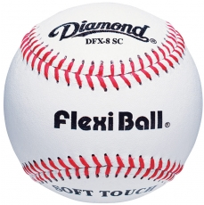 Diamond DFX-8SC Flexi Ball Batting Practice Baseball (10 Dozen)