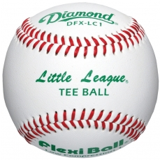 Diamond DFX-LC1 LL Little League Tee Ball 10 Dozen
