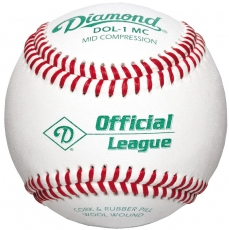 Diamond DOL-1 MC Offical League Baseball 10 Dozen