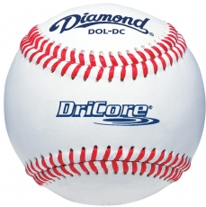 Diamond DOL-DC DriCore Batting Practice Baseball (10 Dozen)