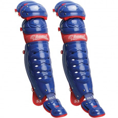 Diamond iX3 Leg Guards Intermediate 15.5""