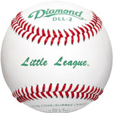 Diamond DLL-2 Little League Baseball 10 Dozen