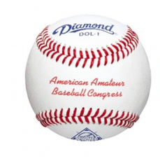 Diamond DOL-1 MC AABC Baseball 10 Dozen