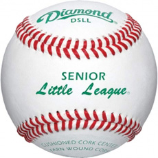 Diamond DSLL Senior Little League Baseball 1 Dozen
