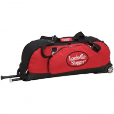 CLOSEOUT Louisville Slugger Deluxe Wheeled Locker Bag DWL