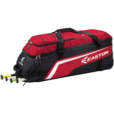 CLOSEOUT Easton Brigade Wheeled Bag Equipment Bag A163136