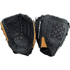 "CLOSEOUT Easton Black Magic Series Baseball/Softball Glove BX 1250B 12.5"" A120312"