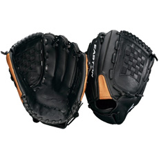 "CLOSEOUT Easton Black Magic Series Softball Glove BX 1400B 14"" A120314"