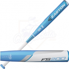 CLOSEOUT Easton FS200 Fastpitch Softball Bat -10oz FP16S200