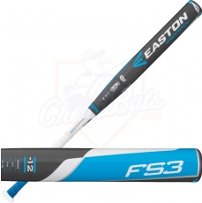 CLOSEOUT 2016 Easton FS3 Fastpitch Softball Bat Balanced -12oz FP16S312