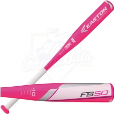 CLOSEOUT Easton FS50 Fastpitch Softball Bat -10oz FP16S50