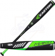 CLOSEOUT 2016 Easton Mako XL Youth Big Barrel Baseball Bat -5oz SL16MK5