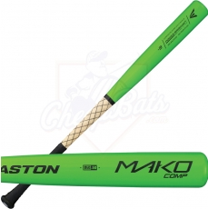CLOSEOUT Easton Mako Balanced Comp Wood BBCOR Baseball Bat -3oz A110223