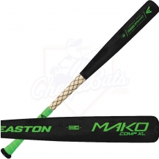 CLOSEOUT Easton Mako XL Comp Wood BBCOR Baseball Bat -3oz A110224