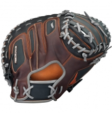 "Easton Mako Limited Edition Catchers Mitt Baseball Glove 34.5"" MAKO234DBG"