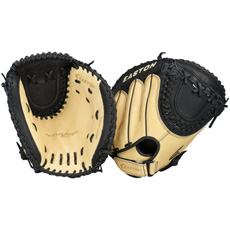 "CLOSEOUT Easton Natural Elite Fastpitch Catchers Mitt 33"" NEFP 2000 A130419"