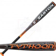 2012 Easton Typhoon Youth Baseball Bat -11oz. LK72 A112715