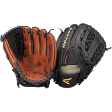 "CLOSEOUT LEFT HAND THROW ONLY Easton Rival Fastpitch Softball Glove 12"" RVFP 1200 A130315"