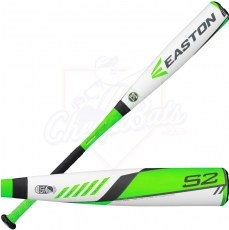 CLOSEOUT 2016 Easton S2 Youth Big Barrel Baseball Bat -10oz SL16S210