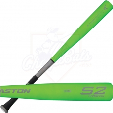 CLOSEOUT Easton S2 Hybrid Wood BBCOR Baseball Bat -3oz A110227