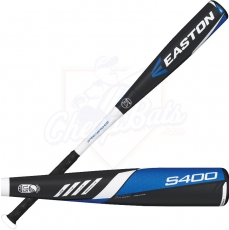 2016 Easton S400 Youth Big Barrel Baseball Bat -8oz SL16S4008