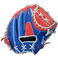 "Easton Stars and Stripes Youth Catchers Mitt Baseball Glove 31"" STSTR2"