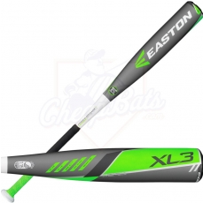 2016 Easton XL3 Youth Big Barrel Baseball Bat -8oz SL16X38