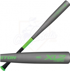 CLOSEOUT Easton XL2 Hybrid Wood BBCOR Baseball Bat -3oz A110228