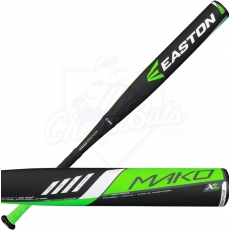 CLOSEOUT 2016 Easton Mako XL Youth Baseball Bat -10oz YB16MK10