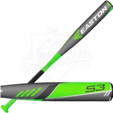 2016 Easton S3 Youth Baseball Bat -13oz YB16S313