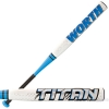 Worth Titan Fastpitch Softball Bat FPTTN