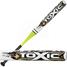 Worth Toxic Fastpitch Softball Bat -11oz. FPTX11