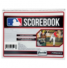 Franklin MLB Baseball/Softball Scorebook