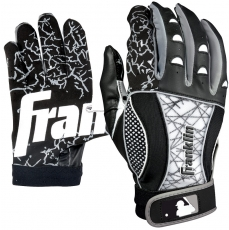Franklin Insanity Youth Batting Gloves (Pair)