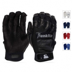 Franklin CFX PRO Full Color Chrome Adult Batting Glove - Pair