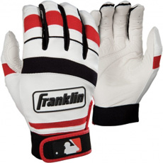 Franklin Player Classic Adult Batting Gloves (Pair) 1071