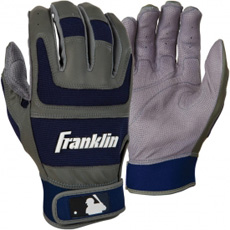 Franklin SHOCK-SORB PRO Adult Batting Gloves (Pair) 1045