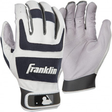 Franklin SHOCK-SORB PRO Youth Batting Gloves (Pair) 1044