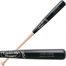 CLOSEOUT Louisville Slugger Maple Wood Baseball Bat Adult HM125G