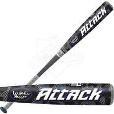 2013 Louisville Slugger Attack Baseball Bat -3oz. BBCOR BB13A