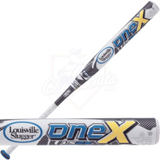 2013 Louisville Slugger OneX Fastpitch Softball Bat -10oz. FP136