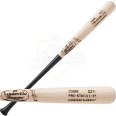 Louisville Slugger Pro Stock Lite Wood Baseball Bat PLC271BU
