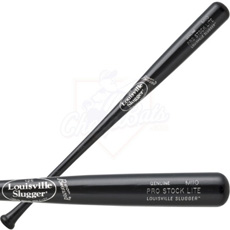 CLOSEOUT Louisville Slugger Pro Stock Lite Wood Baseball Bat PLM110B