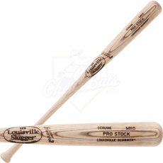 Louisville Slugger Pro Stock Ash Wood Baseball Bat PSM110U