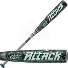 2013 Louisville Slugger Attack Senior League Baseball Bat -8oz. SL13A