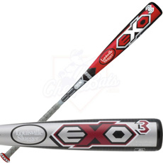2013 Louisville Slugger Exogrid 3 Senior League Baseball Bat -9oz. SL13EX
